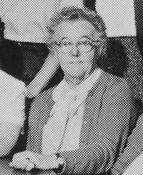 Miss Loretta M. Growney (Teacher)